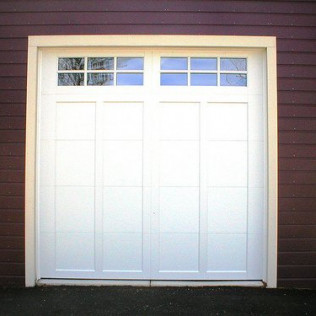 Light Commercial Garage Doors